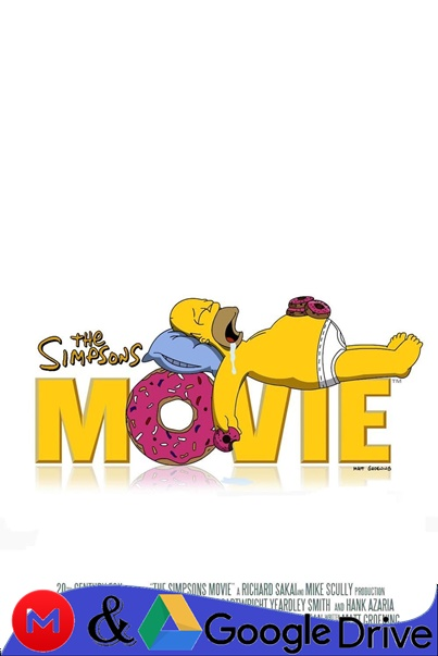 Los Simpson La Pelicula 2007 Full Hd Latino Ingles Mega Google Drive 1080p Todomgd
